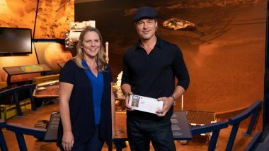 Do You Want to Go to Mars With Brad Pitt? NASA Invites Entries for Its Mission to the Red Planet, Last Date to Submit Your Name Is September 30