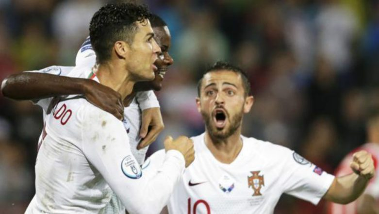 Euro 2020 Qualifiers: Cristiano Ronaldo Scores as Champions Portugal Beat Serbia 4-2 to Begin Title Defence