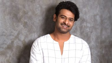 Prabhas Looking Forward to Work in Bollywood? Actor Calls It as the Biggest Film Industry