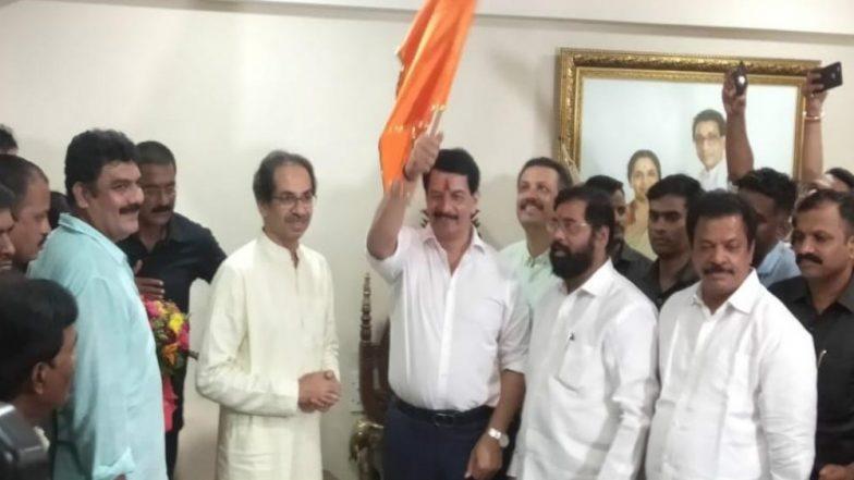 Pradeep Sharma, Mumbai Police's Former 'Encounter Specialist', Joins Shiv Sena Ahead of Maharashtra Assembly Elections 2019