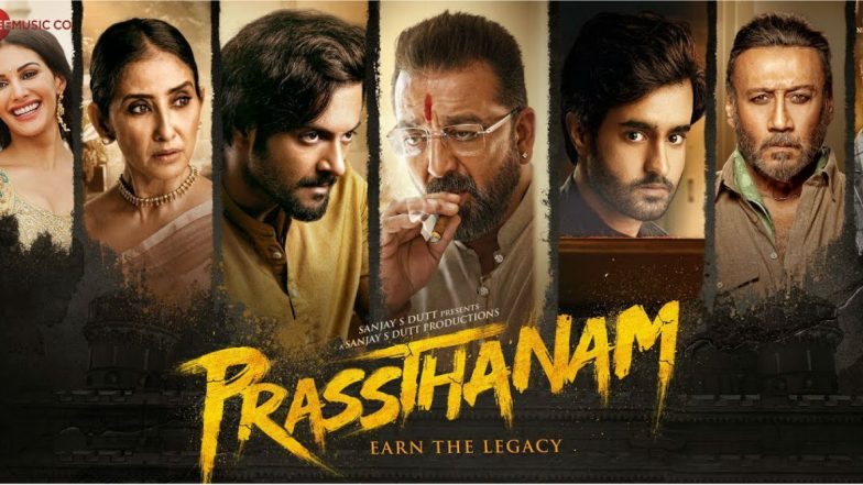 Prassthanam Box Office Collection Day 1: Sanjay Dutt's Film Earns Rs 3.07 Crore, Producers Accused of 'Inflating' Collections