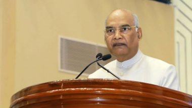 President Ram Nath Kovind to Attend Utkal University Platinum Jubilee Meet on December 8
