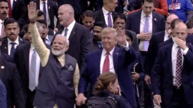 Howdy, Modi! Highlights: PM Narendra Modi Rebuts Criticism Over Article 370 Move, Slams Pakistan, Gets Donald Trump's Backing to Combat Terrorism