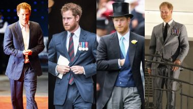 Happy Birthday Prince Harry! 10 Iconic Style Statements From The Duke of Sussex That You Should Try To Ape