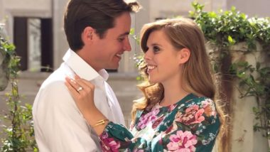 UK Princess Beatrice is Engaged to Italian Property Tycoon Edoardo Mapelli Mozzi, Royal Wedding to Take Place in 2020