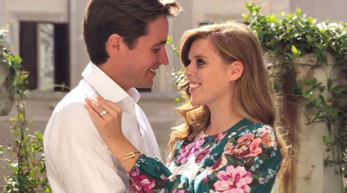 Princess Beatrice and Edoardo Mapelli Mozzi's Wedding Live Telecast Not Available! Ahead of the Royal Wedding, British TV Networks Announce They Will Not Broadcast the Couple's 'I Dos'