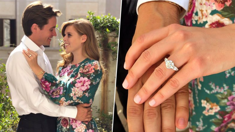 Princess Beatrice engaged to property tycoon