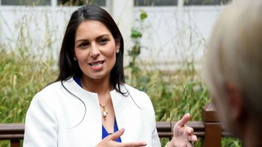 Home Secretary Priti Patel Says UK Will Leave EU on October 31 With Deal