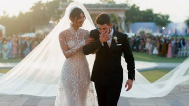 Priyanka Chopra and Nick Jonas Top People's Best-Dressed 2019 List: 7 Pics of the Stylish Couple Prove They Totally Deserved This Honour!