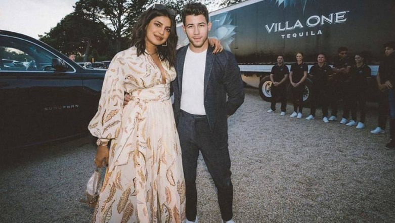 Priyanka Chopra Jonas Joins Nick Jonas for the Launch Party of Hubby's Tequila Brand! (View Pics)