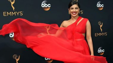 Emmys 2019: Priyanka Chopra Twirls Her Way Back to Flashback Moments When She Graced the Red Carpet (View Pics)