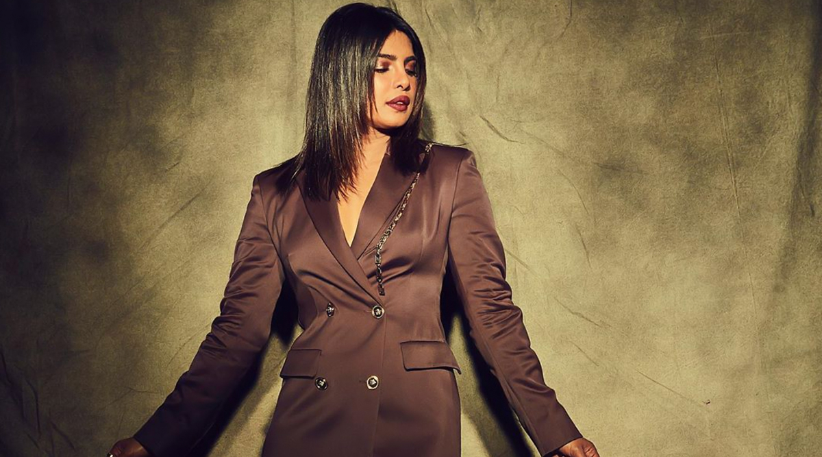 Priyanka Chopra Shares Prep Pics From The White Tiger, Compares It with Her Quantico Days