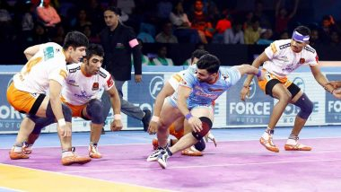 PKL 2019 Dream11 Prediction for Puneri Paltan vs Gujarat Fortunegiants: Tips on Best Picks for Raiders, Defenders and All-Rounders for PUN vs GUJ Clash