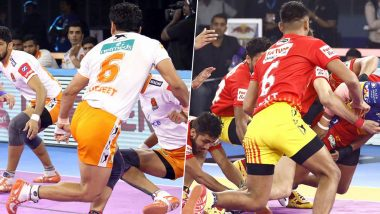 PKL & Match Results: Composed Puneri Paltan Beat Gujarat Gujarat Fortunegiants 43–33 at Home