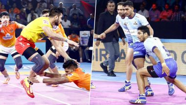 Puneri Paltan vs Tamil Thalaivas PKL 2019 Match Free Live Streaming and Telecast Details: Watch PUN vs TAM, VIVO Pro Kabaddi League Season 7 Clash Online on Hotstar and Star Sports