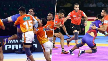 PKL 2019 Today's Kabaddi Matches: September 5 Schedule, Start Time, Live Streaming, Scores and Team Details in VIVO Pro Kabaddi League 7