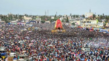 Jagannath Puri Rath Yatra 2021: Date, Schedule, COVID Guidelines Finalised By The Temple; Here's Everything You Need to Know About The Festivities of The World-Famous Rath Yatra In Odisha
