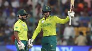 SA vs WI Preview: Likely Playing XIs, Key Battles, Head to Head and Other Things You Need To Know About T20 World Cup 2021 Match 18