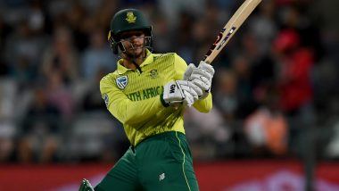 Quinton de Kock Backs Proteas team after defeat in 2nd India vs South Africa T20I, Says 'Youngsters Did Well Against World-Class Side'