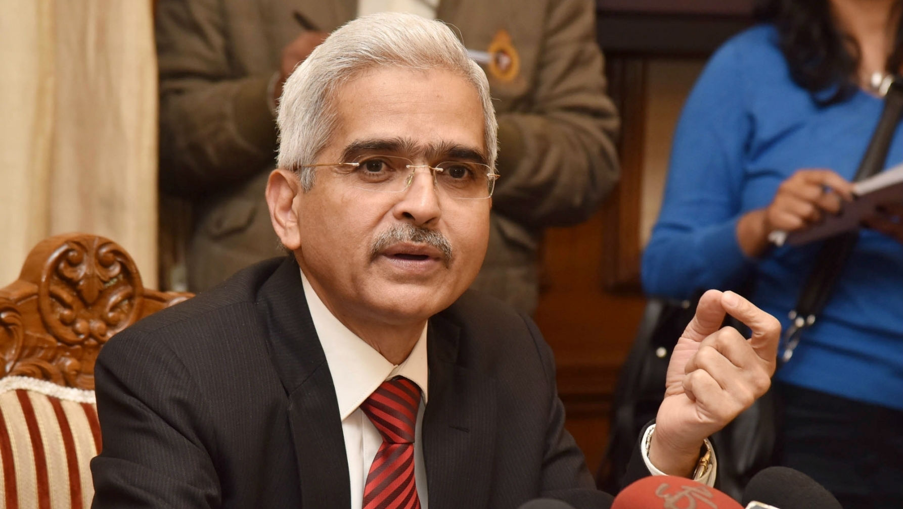 RBI Governor Shaktikanta Das to Address Media Today After FM Nirmala Sitharaman Announces Rs 1.75 Lakh Crore Package Amid Lockdown