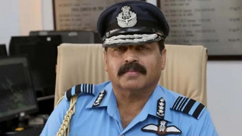 Air Marshal RKS Bhadauria Appointed New IAF Chief, to Takeover From BS Dhanoa on September 30