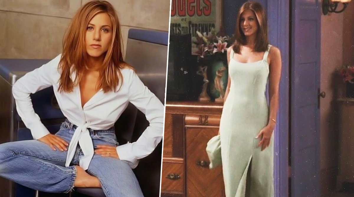 Be Rachel Green From Friends! Ralph Lauren Collaborates With the Popular Sitcom to Create Formals Inspired by Jennifer Aniston's Character
