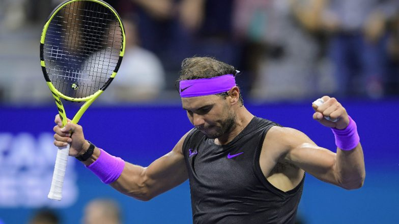 Nadal ousts fiery Schwartzman to advance to US Open semifinals
