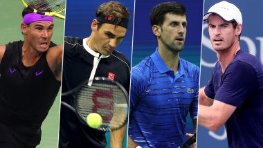 Roger Federer, Rafael Nadal, Novak Djokovic and Andy Murray Set to Participate in the Inaugural Edition of ATP Cup Next Year