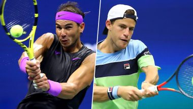 Rafael Nadal vs Diego Schwartzman, US Open 2019 Live Streaming & Match Time in IST: Get Telecast & Free Online Stream Details of Quarter-Final Match in India