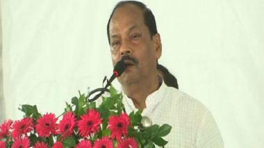 Jharkhand CM Raghubar Das Launches Pradhan Mantri Ujjwala Yojana in Gumla