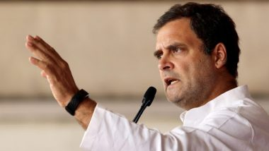 Rahul Gandhi Hits Out at Jharkhand Government Over 'Sedition Charge Against 10,000 Tribals' of Khunti District