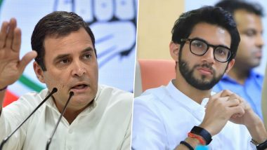 'Aaditya Thackeray Shiv Sena Ka Rahul Gandhi Saabit Hoga': Senior News Journalist's Gaffe Caught on Live TV, Evokes Flak From Priyanka Chaturvedi; Watch Video