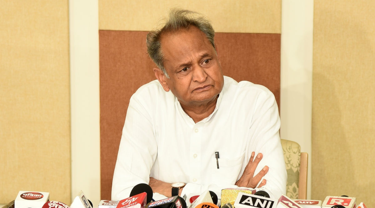 Ashok Gehlot Demands Inquiry into Tablighi Jamaat Event by Supreme Court Judge As Coronavirus Cases Surge in India
