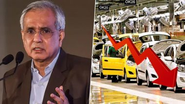 Economic Crisis in Auto Sector: NITI Aayog Vice-Chairman Rajiv Kumar Assures Speedy Revival
