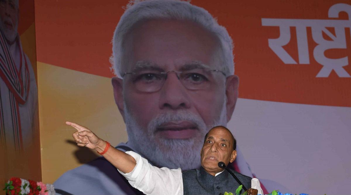 Rajnath Singh Warns Pakistan on PoK Again, Says 'Don't Repeat Mistake of 1971'