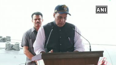 DefExpo 2020:  Defence Minister Rajnath Singh Launches Web Portal