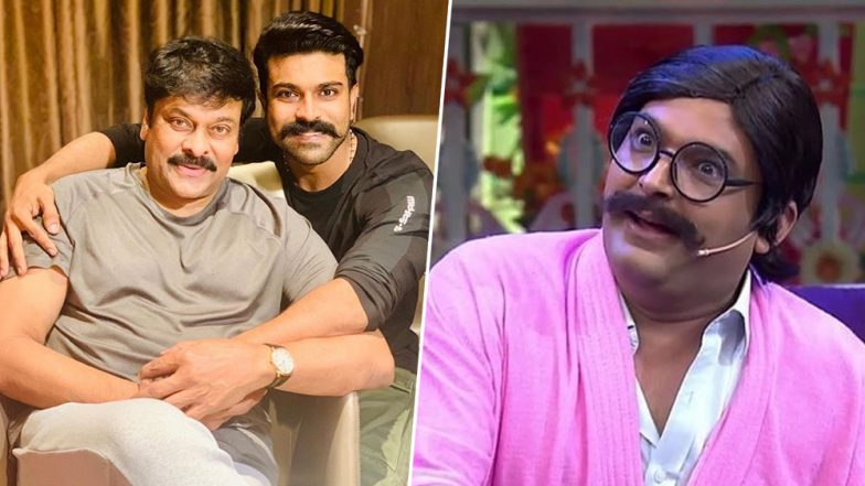 Father-Son Duo Chiranjeevi and Ram Charan to Appear on The Kapil Sharma Show to Promote Sye Raa Narasimha Reddy?