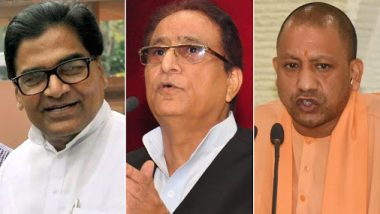 Ram Gopal Yadav Slams Yogi Adityanath for Filing 86 Cases Against Azam Khan, Seeks Transfer of Rampur DM and SP Before Uttar Pradesh Assembly Bypolls