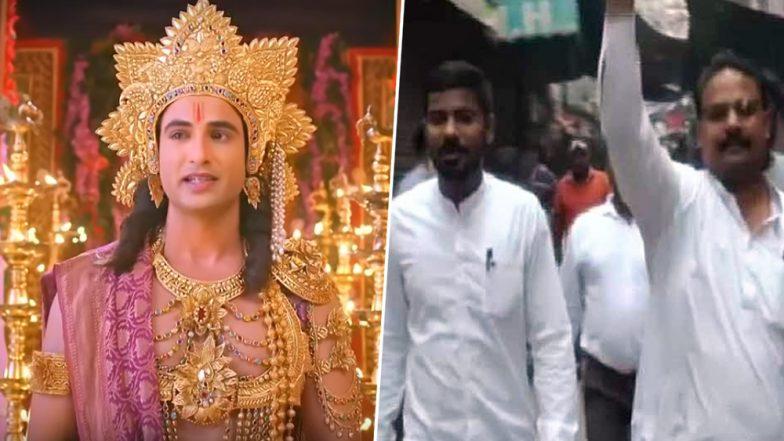 Valmiki Community Protests Colors TV Show 'Ram Siya Ke Luv Kush' for Misleading Facts and Hurting Sentiments