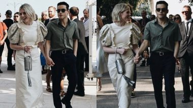 Rami Malek And Lucy Boynton's Evening in Venice Looked Pretty Romantic - See Pictures From Their Date
