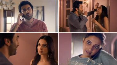 Deepika Padukone and Ranbir Kapoor Are BACK With Their Crackling Chemistry in this New Adorable Ad! (Watch Video)
