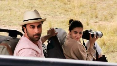 Alia Bhatt and Ranbir Kapoor Take an African Vacation and Their Picture Enjoying a Safari Ride is Simply Adorable!