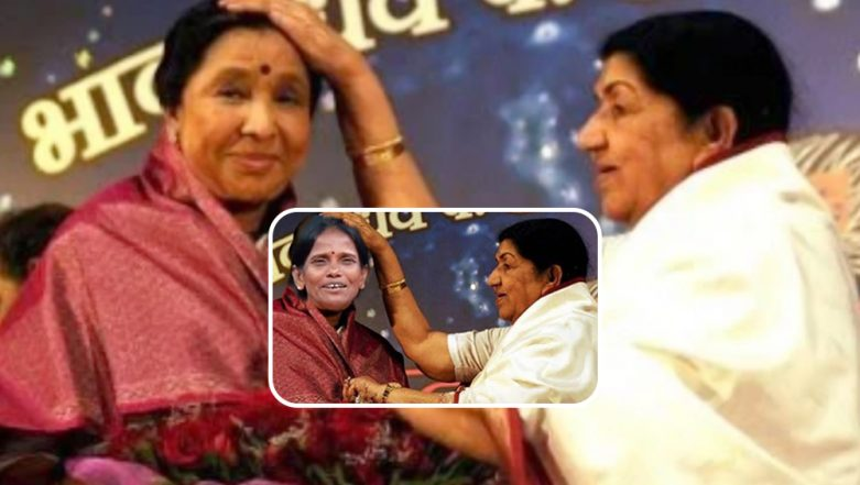 Ranu Mondal Meets Her Icon Lata Mangeshkar? Here's a Fact Check of The YouTube Video Going Viral