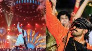 IIFA Awards 2019: Ranveer Singh's Sets the Stage on Fire With Electrifying Performances on 'Malhari' and 'Aankh Marey' (Watch Videos)