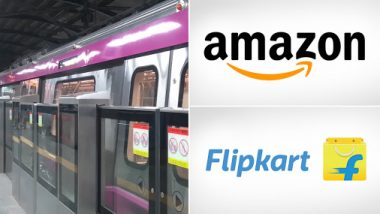Amazon, Flipkart Plan Delivery Through Rapid Rail Transit System in Delhi-NCR! Here's How
