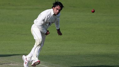 Rashid Khan Becomes Youngest Test Captain During Afghanistan vs Bangladesh One-Off Test Match, Breaks Tatenda Taibu's 15-Year-Old Record