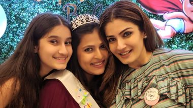 Raveena Tandon to Become Grandmother at the Age of 44 As Daughter Chhaya Expecting Her First Child