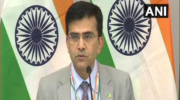 India 'Deeply Concerned at the Unilateral Military Offensive by Turkey's Military in Northeast Syria', Suggests Peaceful Settlement of Issues