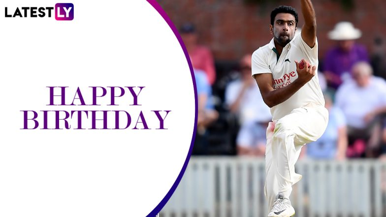 Ravichandran Ashwin Birthday Special! Former Opener, Wife Prithi and Other Lesser-Known Things to Know About the Star Indian Spinner