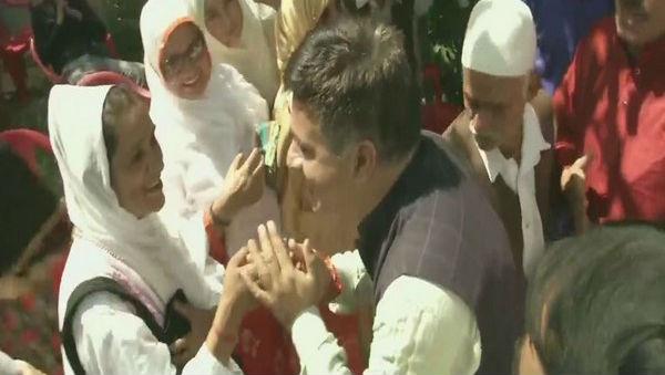 Jammu and Kashmir: BJP State President Ravinder Raina Chairs Meeting with Village Headmen
